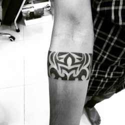 tattoos forearm tribal tattoo armband designs ink guys mens nextluxury male inspiration bracelet tweet