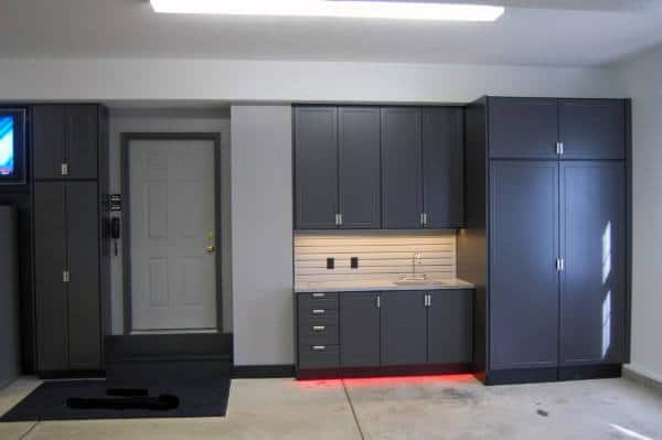 100 Garage Storage Ideas for Men  Cool Organization And Shelving