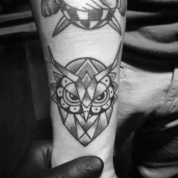20 Easy Shaded Forearm Tattoos For Men Ideas And Designs