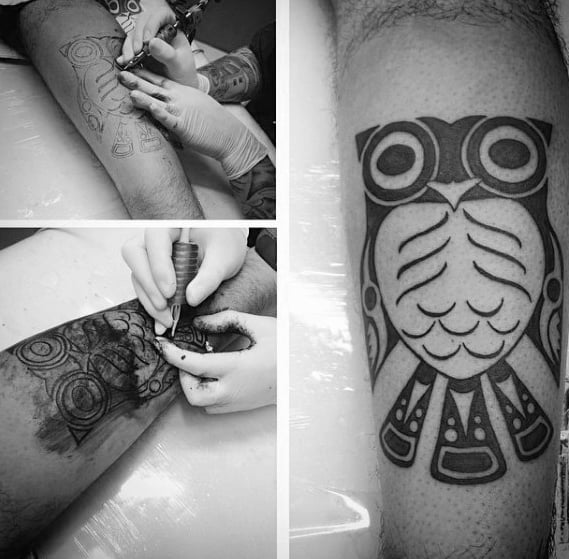 20 Simple Owl Tattoos Men Ideas And Designs