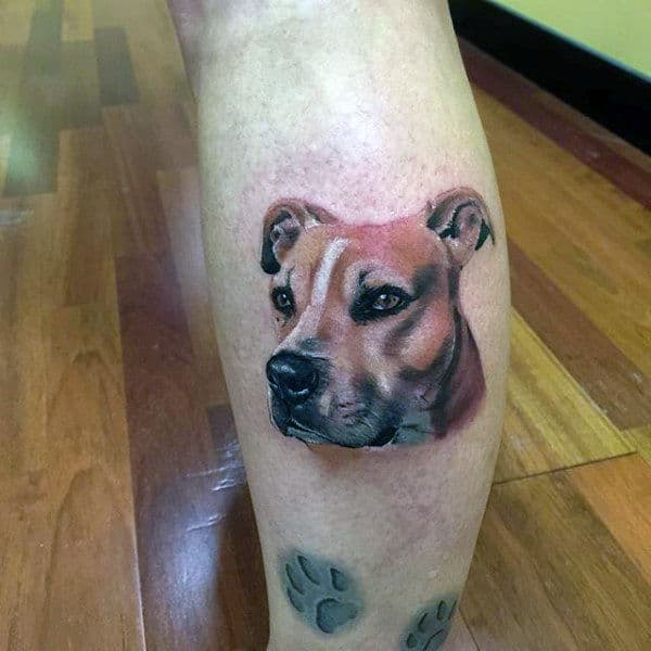 100 Dog Tattoos For Men Canine Ink Design Ideas Part Two