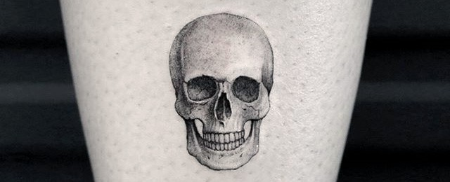 Small Skull Tattoos Designs