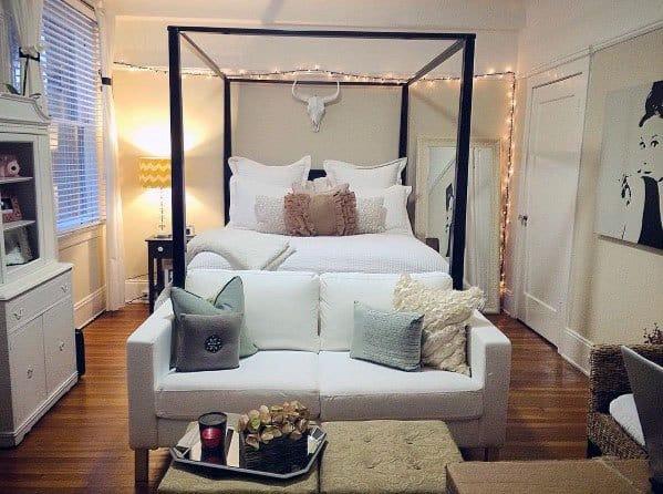 Small Studio Apartment Interior Ideas