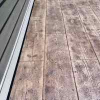 Top 50 Best Stamped Concrete Patio Ideas