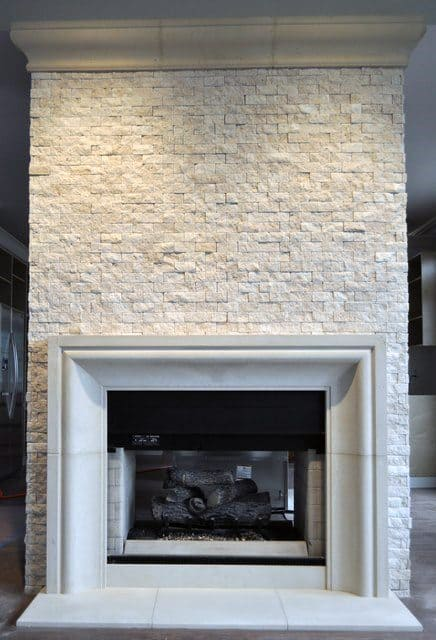Luxury Fireplace Mantels Top 70 Best Stone Fireplace Design Ideas - Rustic Rock