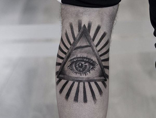 Illuminati Eye Tattoos Meaning