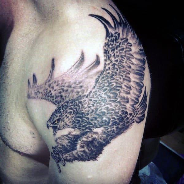 bird tattoos men