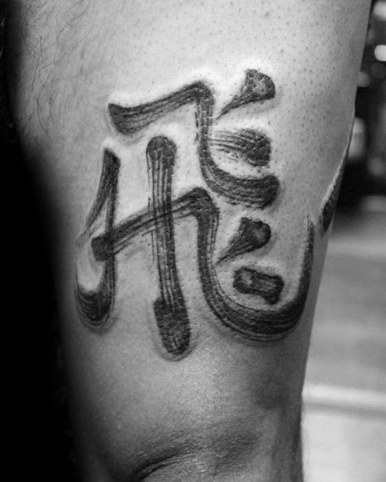 Chinese Character Tattoos : chinese, character, tattoos, Chinese, Symbol, Tattoo, Ideas, [2021, Inspiration, Guide]