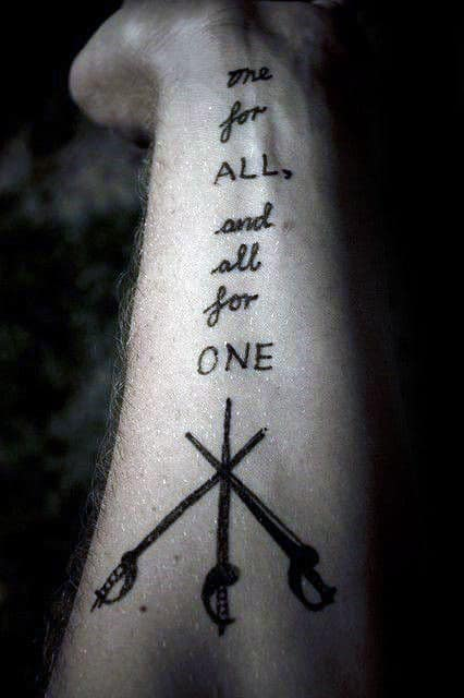 Fore Arm Tattoo Quotes : tattoo, quotes, Forearm, Quote, Tattoo, Ideas, [2021, Inspiration, Guide]