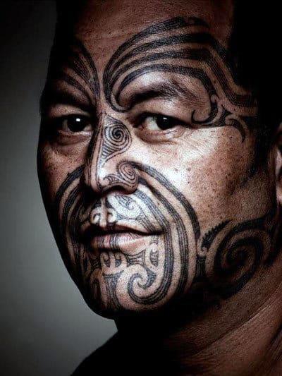 Tribal Face Tatto : tribal, tatto, Tattoo, Ideas, [2020, Inspiration, Guide]