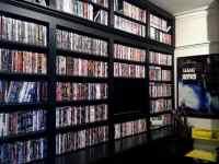 40 DVD Storage Ideas - Organized Movie Collection Designs
