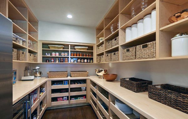 kitchen pantry ideas shenandoah cabinets top 70 best organized storage designs unique