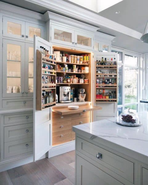 unique kitchen cabinets cabinet stores near me top 70 best ideas cabinetry designs pantry