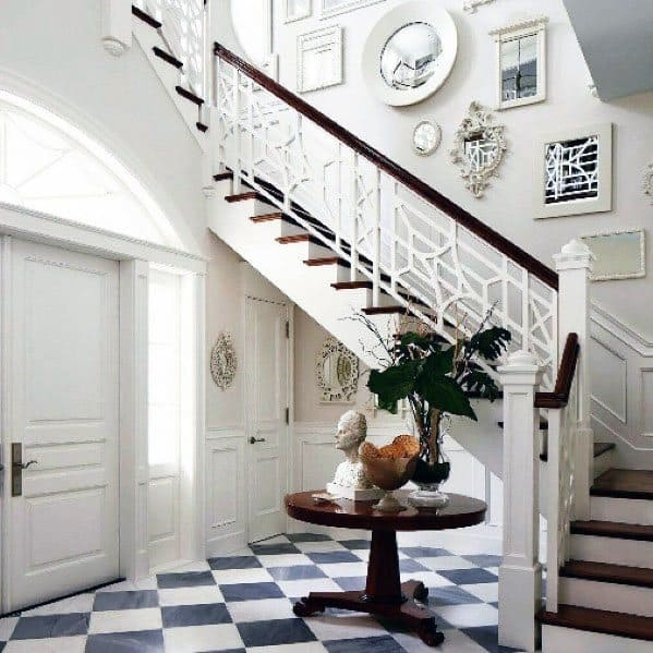 Top 70 Best Stair Railing Ideas Indoor Staircase Designs | Simple Designs Of Stairs Inside House | Cheap | Fancy House | Ultra Modern | Space | Hidden