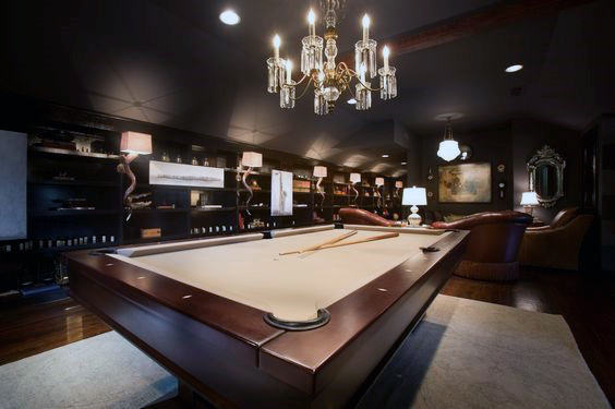 Some games are timeless for a reason. 60 Game Room Ideas For Men - Cool Home Entertainment Designs