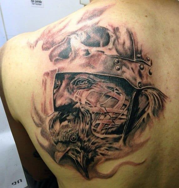 20 Small Tattoos Men Viking Ideas And Designs