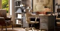 Home Office Ideas For Men - Work Space Design Photos ...