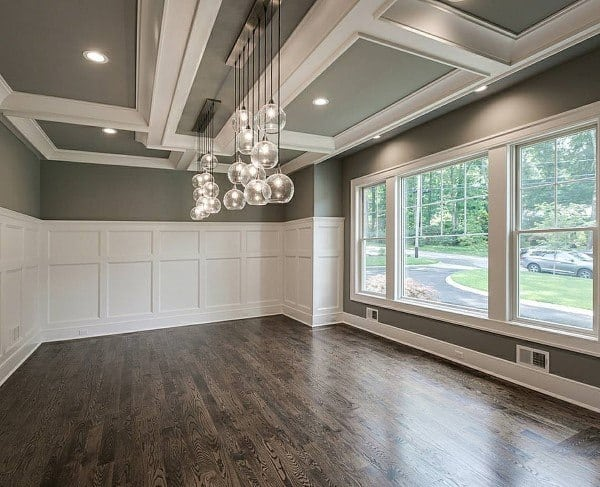 home depot chair rail molding music posture 60 wainscoting ideas - unique millwork wall covering and paneling designs