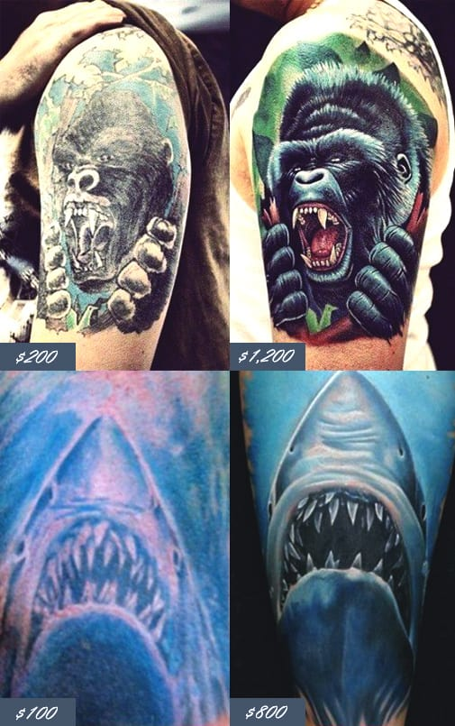 Full Sleeve Tattoo Cost Toronto