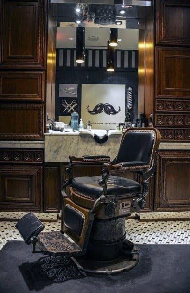 Barber Shop Interior Ideas