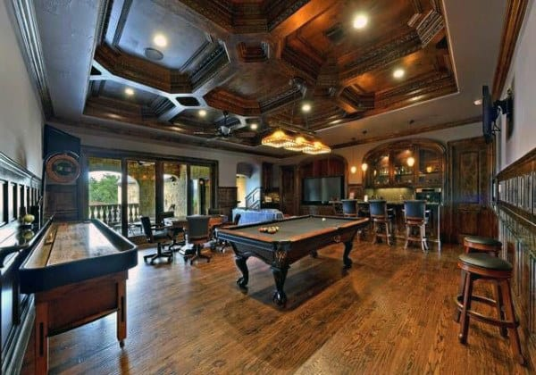 You can make big changes to. 60 Game Room Ideas For Men - Cool Home Entertainment Designs