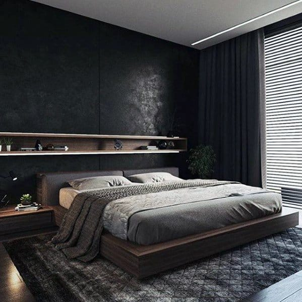60 Bachelor Pad Furniture Design Ideas For Men