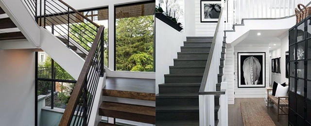 Top 50 Best Wood Stairs Ideas Wooden Staircase Designs | Wood Stairs Over Concrete | Stair Stringers | Composite Decking | Cement | Front Porch | Stoop