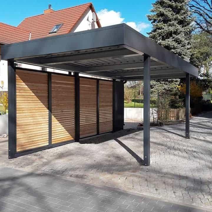 Modern Carport Ideas Novocom Top