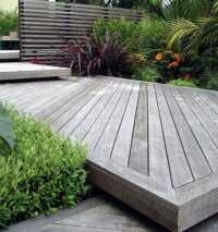Top 50 Best Wooden Walkway Ideas - Wood Path Designs