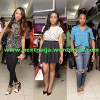 Photo Gallery: Beverly Naya, Toke Makinwa, Mai Atafo, Misi Molu, Uti & More Celebrities Attend FashionKulture Magazine Launch in Lagos
