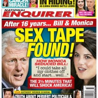 Audio Tape Of Monica Lewinsky Seducing Bill Clinton leaked– Listen and Judge For Yourself