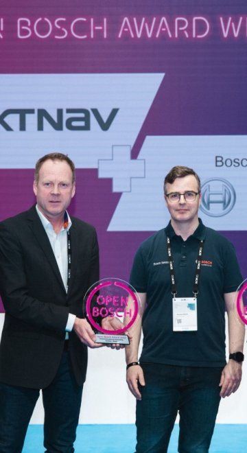 NextNav wins Open Bosch award and GeoBuiz innovation award