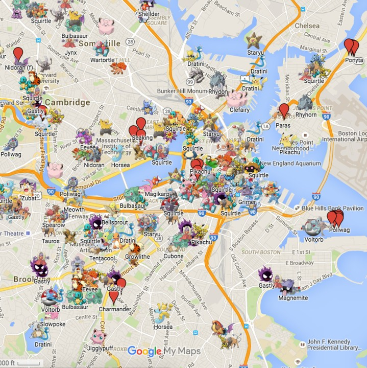How 2D maps constrain the AR gaming market