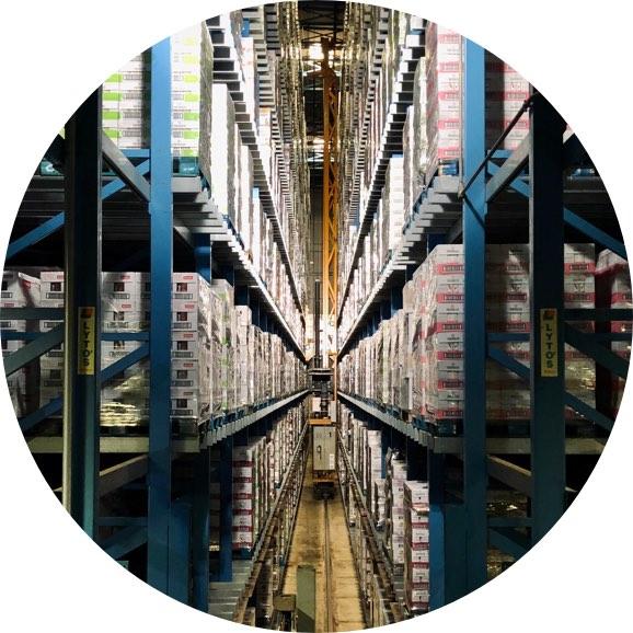 Indoor inventory management