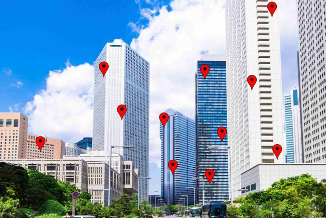 3D Location Company MetCom to provide vertical location services in Tokyo