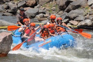 Echo Canyon Rafting c. Arkansas Valley Digital
