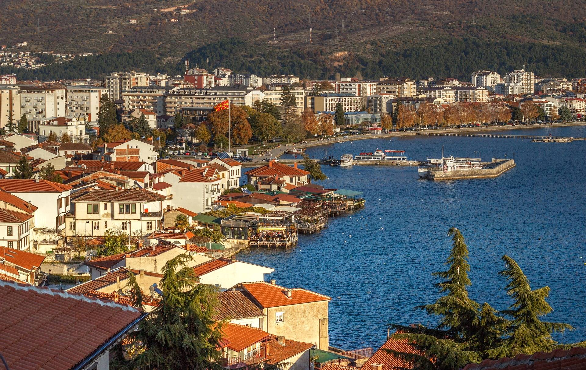Travel Guide To Ohrid, North Macedonia