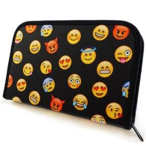 Κασετίνα με φατσούλες emoji