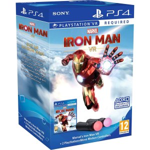 Sony Marvel's Iron Man VR/PS Twin Move