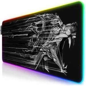 CSL Titanwolf Gaming Mouse pad RGB XXL