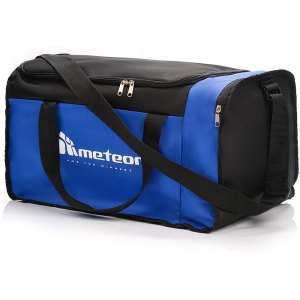 Meteor Sports Bag Μπλε - Μαύρη