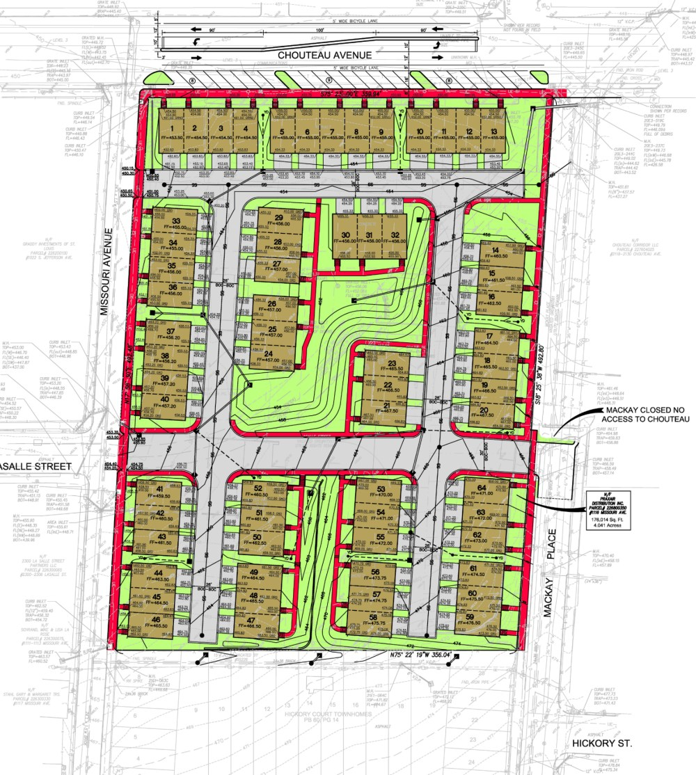 medium resolution of more from our previous story pulte homes plans 64 townhomes for praxair site in lafayette square