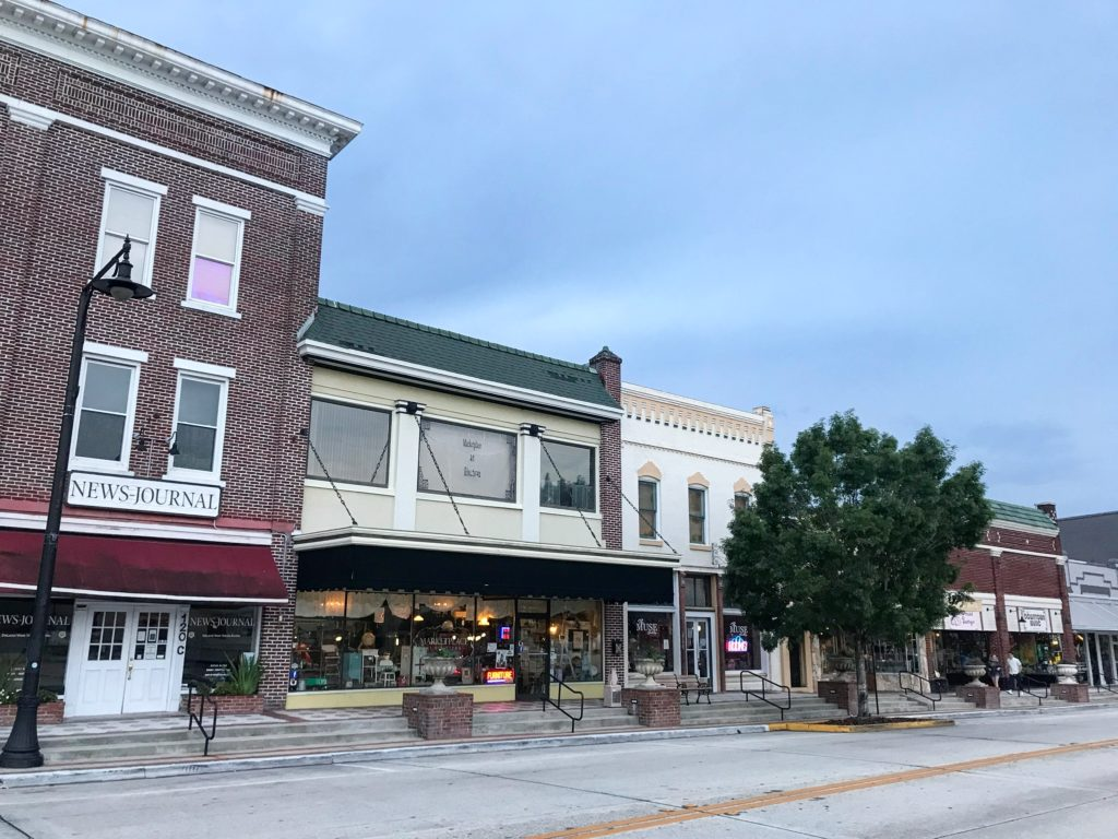 award winning main street in downtown deland historic district next stop adventures