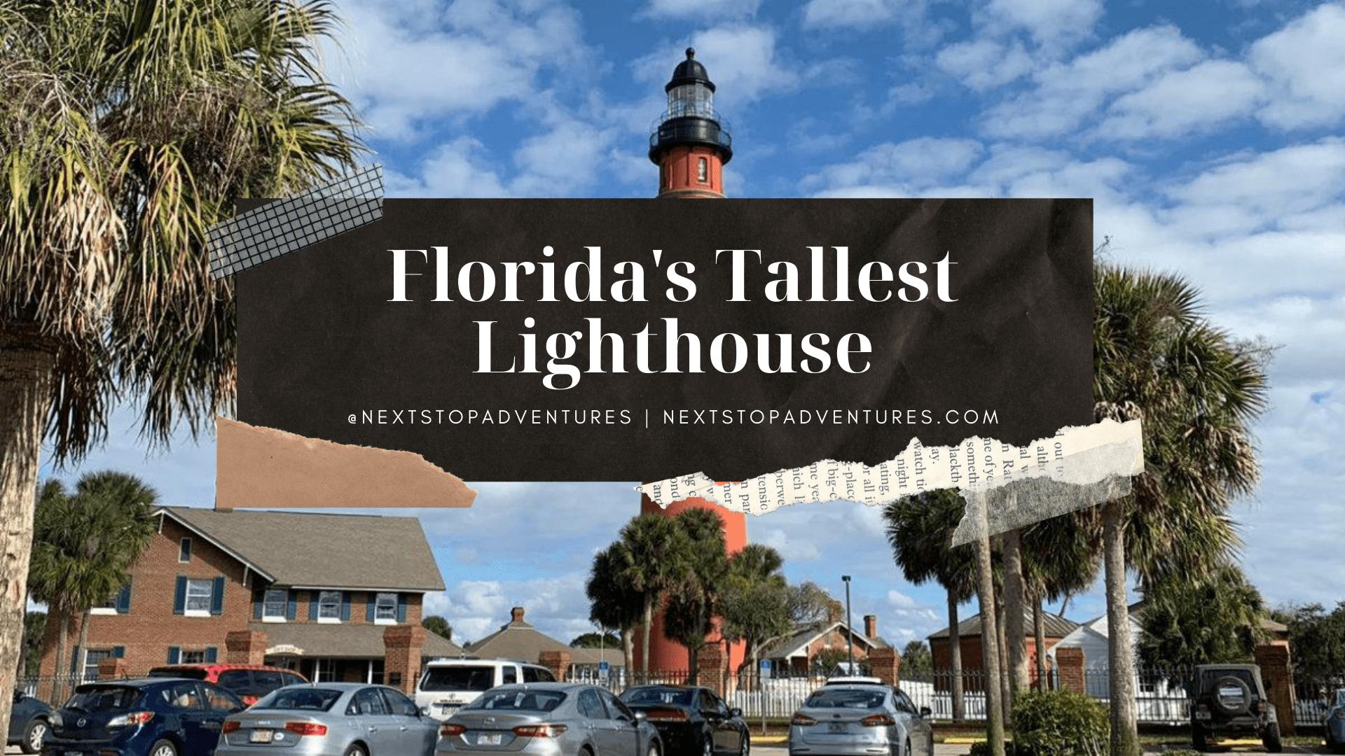 Florida's tallest lighthouse