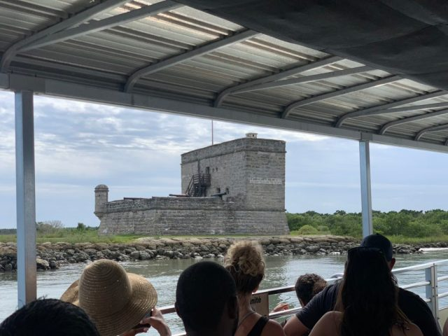 National Monument Fort Matanzas Next Stop Adventures