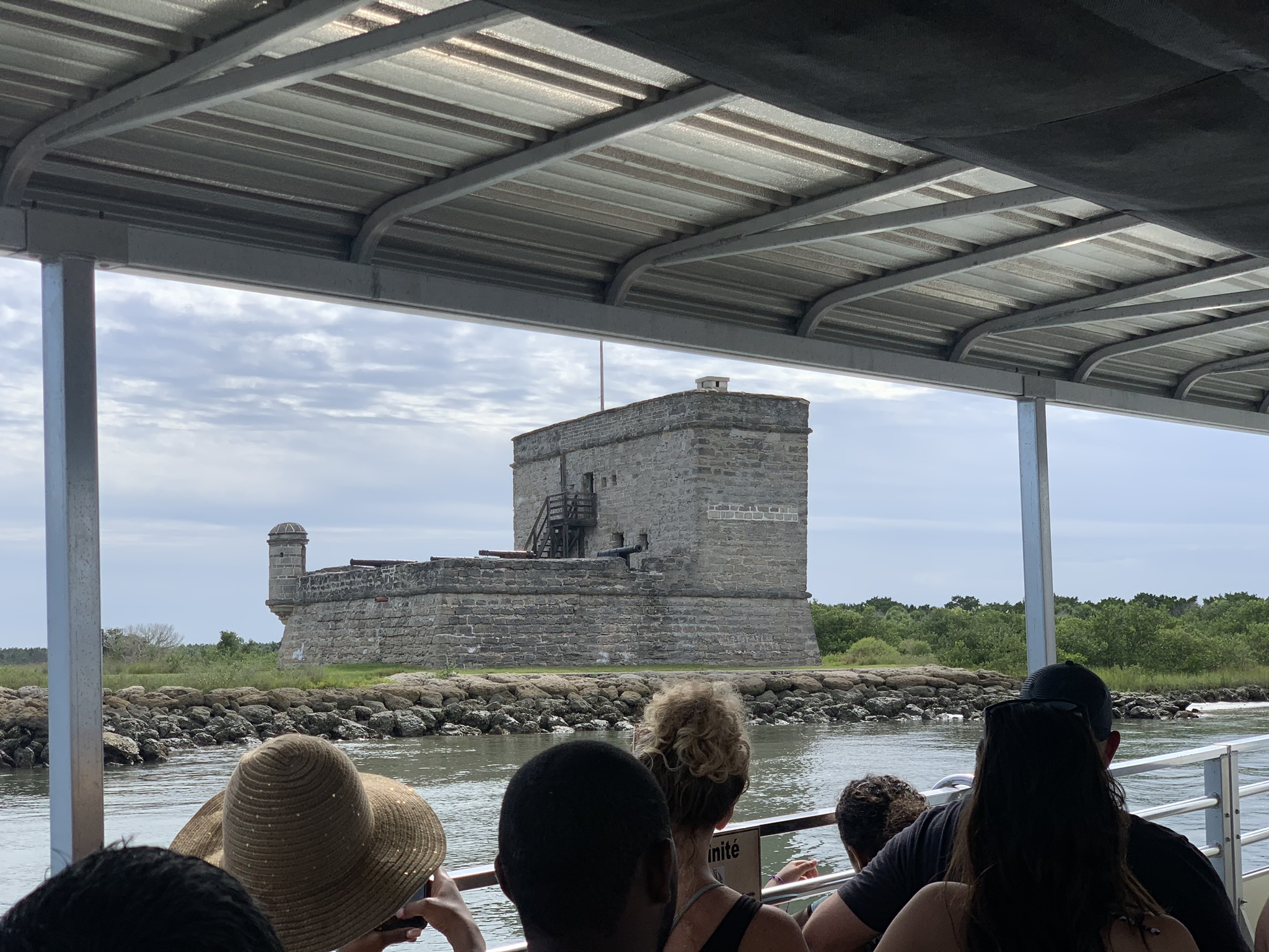 National Monument in St. Augustine