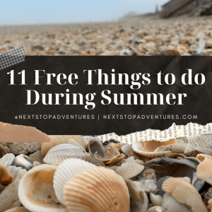 11 Free Things to do During the Summer
