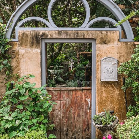 garden door st augustine