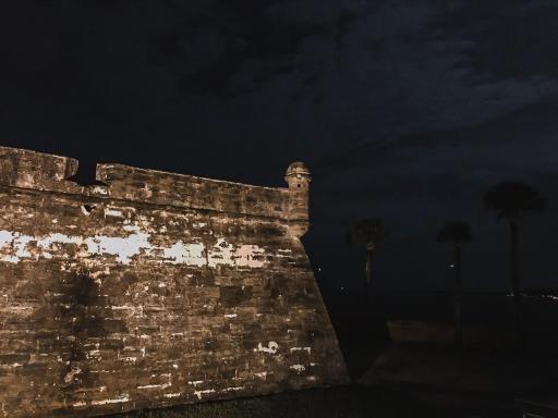 Castillo de San Marcos hauntings
