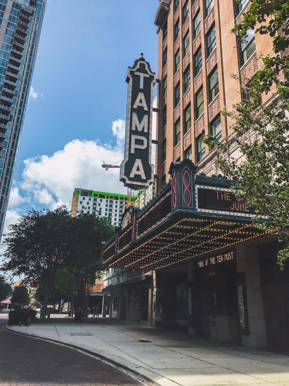 The Tampa Theatre